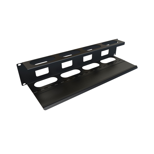 Horizontal Hinged Cable Manager PCMDD Series