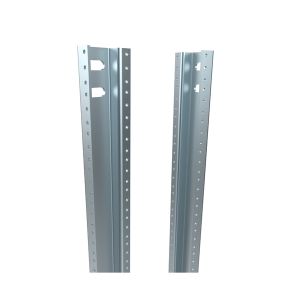 10-32 Tapped Formed Mounting Rail CCR Series For use with C2 and REFK Series