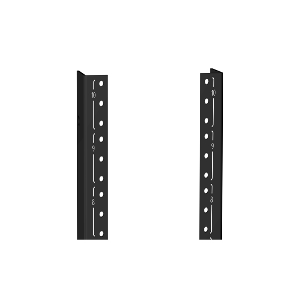 10-32 Tapped Mounting Rail CLTR Series Use with CLC Series