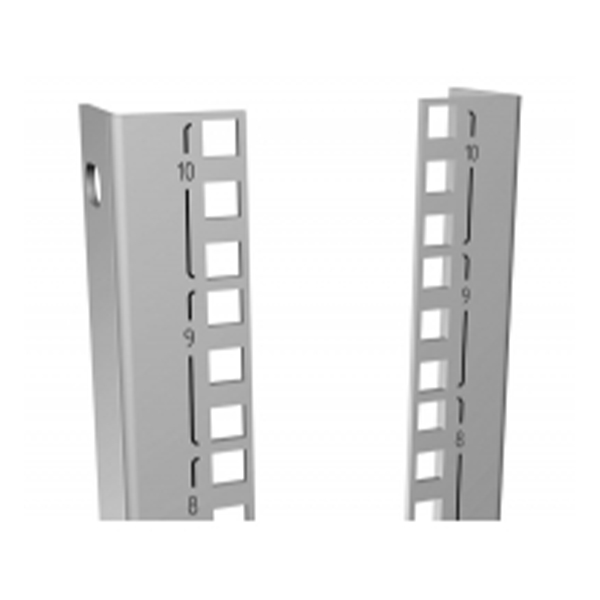 Square Hole Punched Mounting Rail CPR Series