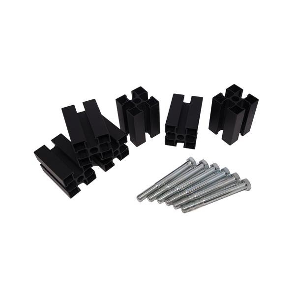 Rail Mount Adapter Kit CAK Series