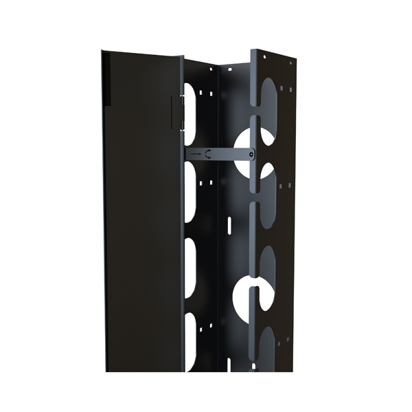 Vertical Rack Cable Manager with Door RB-VCM Series