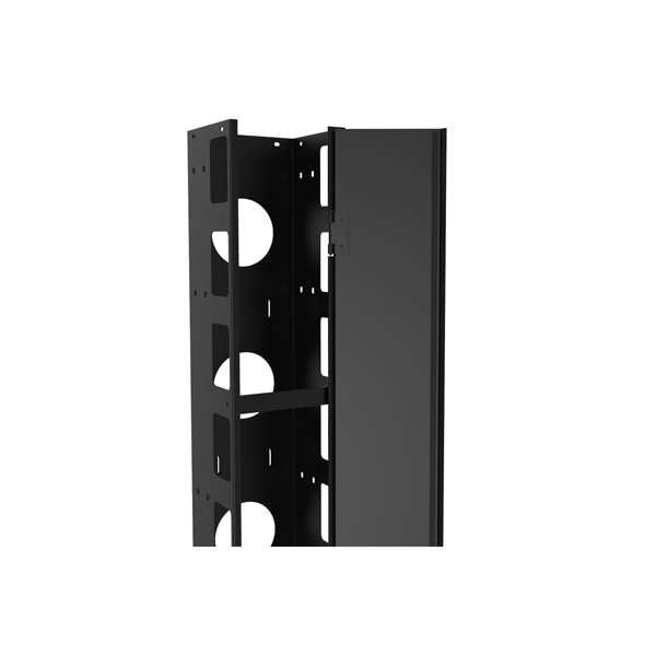 Vertical Cable Manager with Door RRCM Series