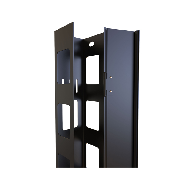 Vertical Cable Manager with Door C4VCM Series