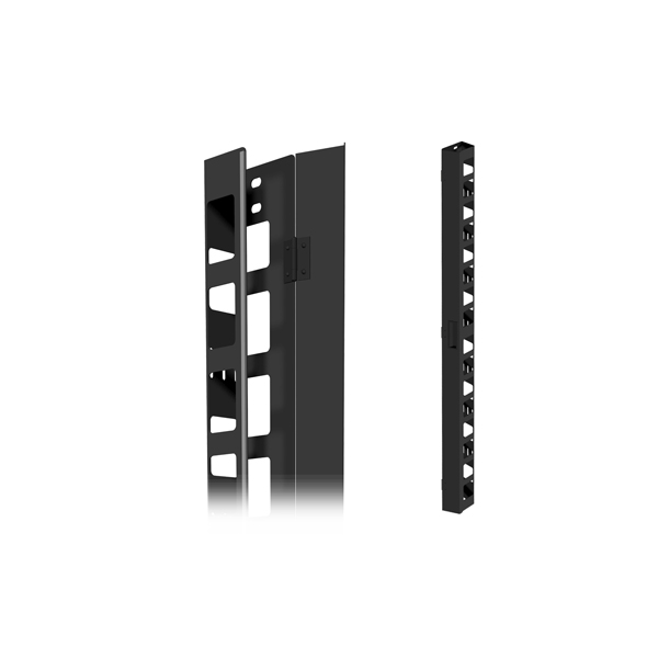 Vertical Cable Manager with Door VCMDS Series