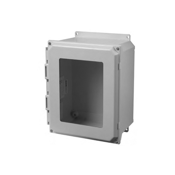 Type 4X Polyester Junction Box w/ Window PJU Series