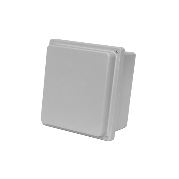 Type 4X Polyester Junction Box w/ Raised Lid (Solid and Window) PJ Series Lift-Off Cover