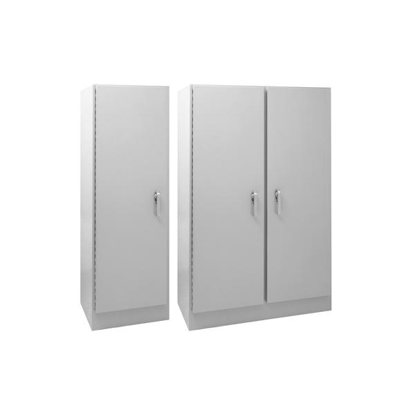 Type 4X Polyester Single/Two Door Freestanding Enclosure PJFS Series