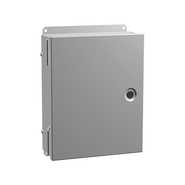 Type 1 Mild Steel 3 Piece Wallmount Enclosure N1W S Series