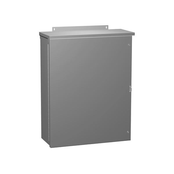 Type 3R Painted Galvanized Steel Wallmount Enclosure C3R HCRMD Series