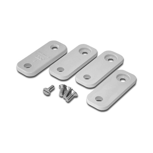 PJU/PCJ Replacement Polycarbonate Feet PJU Series