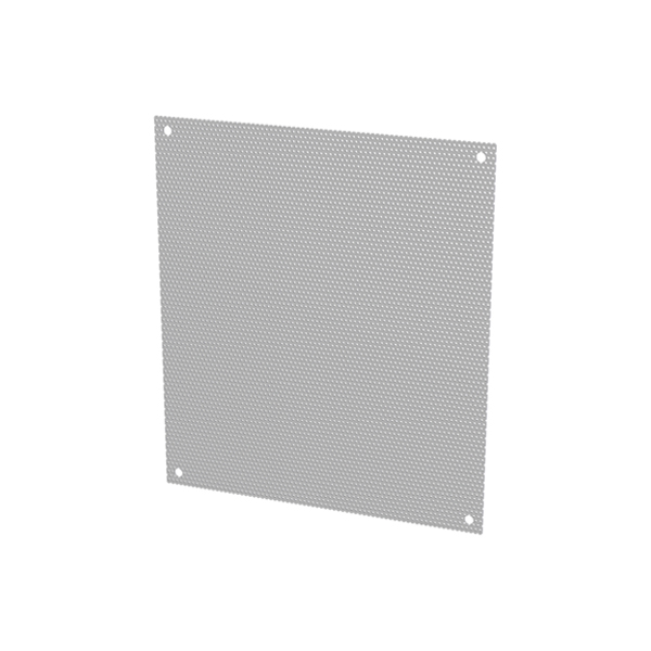Perforated Inner Panels 18PP Series 1418, 1447, PJW, and PHW Wallmount Enclosures