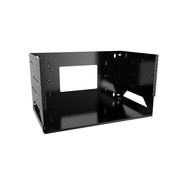 Adjustable Depth Wall Rack with Shelf APBS Series