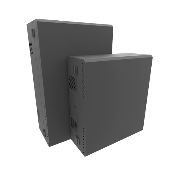 Low-Profile Wall Mount Cabinet HLP Series