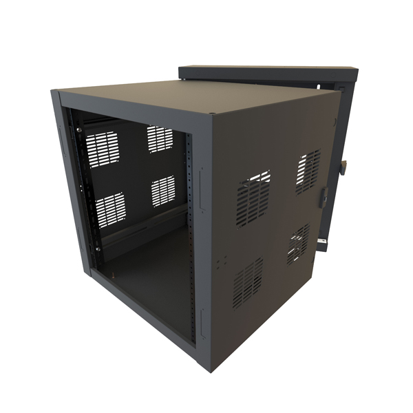 Swing-Out Sectional Wall Mount Rack Cabinet HWC Series