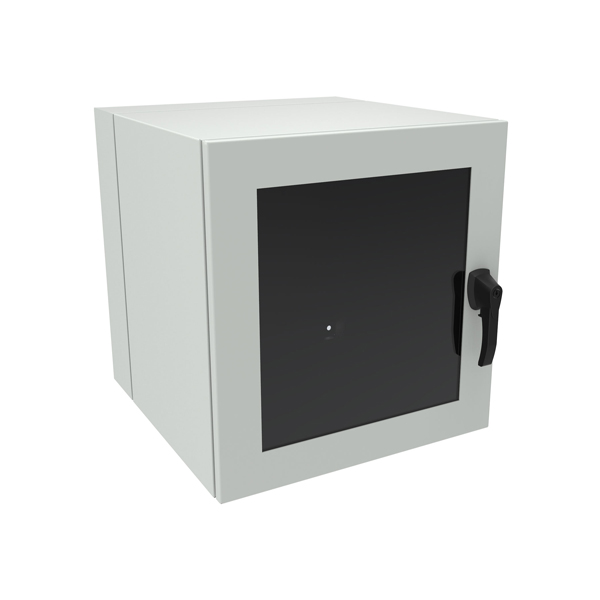 NEMA Rated Swing-Out Wall Mount Cabinet EN4DH Series