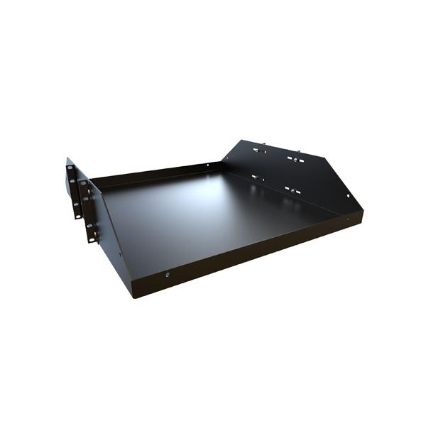 Two Post Heavy Duty Battery Shelf BRS Series