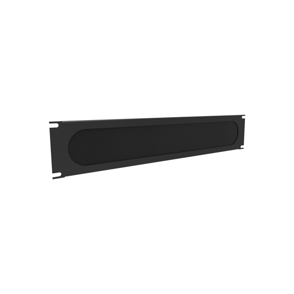 Brushed Panel Horizontal Cable Manager BRP Series