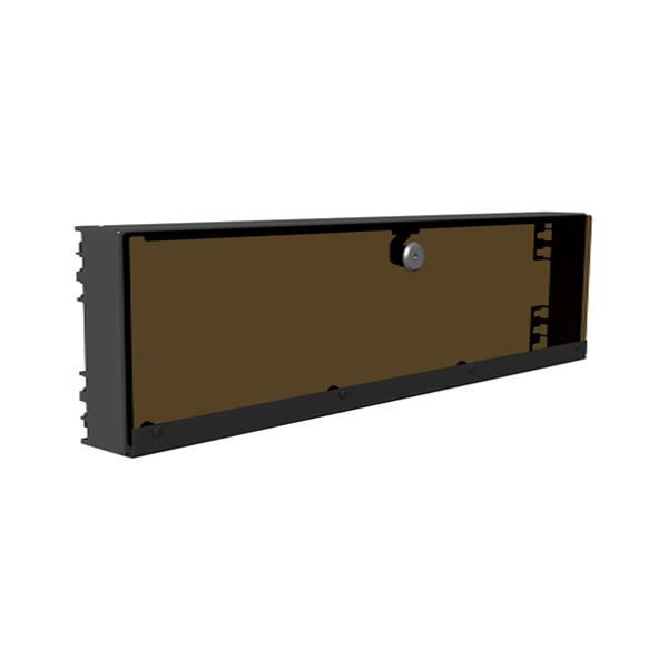 Hinged Clear Security Cover RMSC Series
