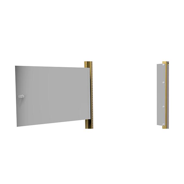 Rack Mount Locking Hinged Door Panel PHPF Series