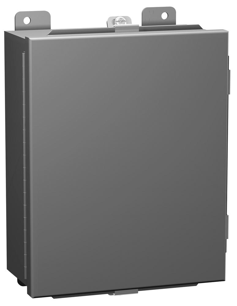 Type 4 Mild Steel Junction Box (1414 N4 PH Series)