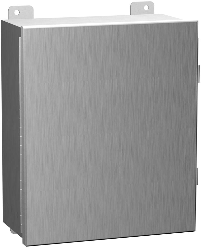 Type 4X Stainless Steel Junction Box 1414 N4 PH SS Series