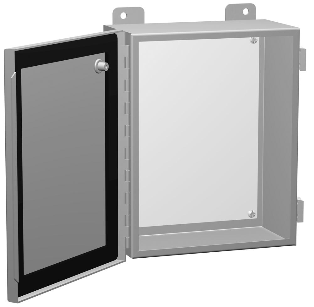 Type 12 Mild Steel Junction Box (1414 PH Series)