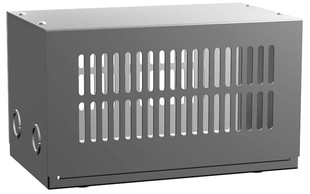 Type 1 Mild Steel Component Case 1416 Series