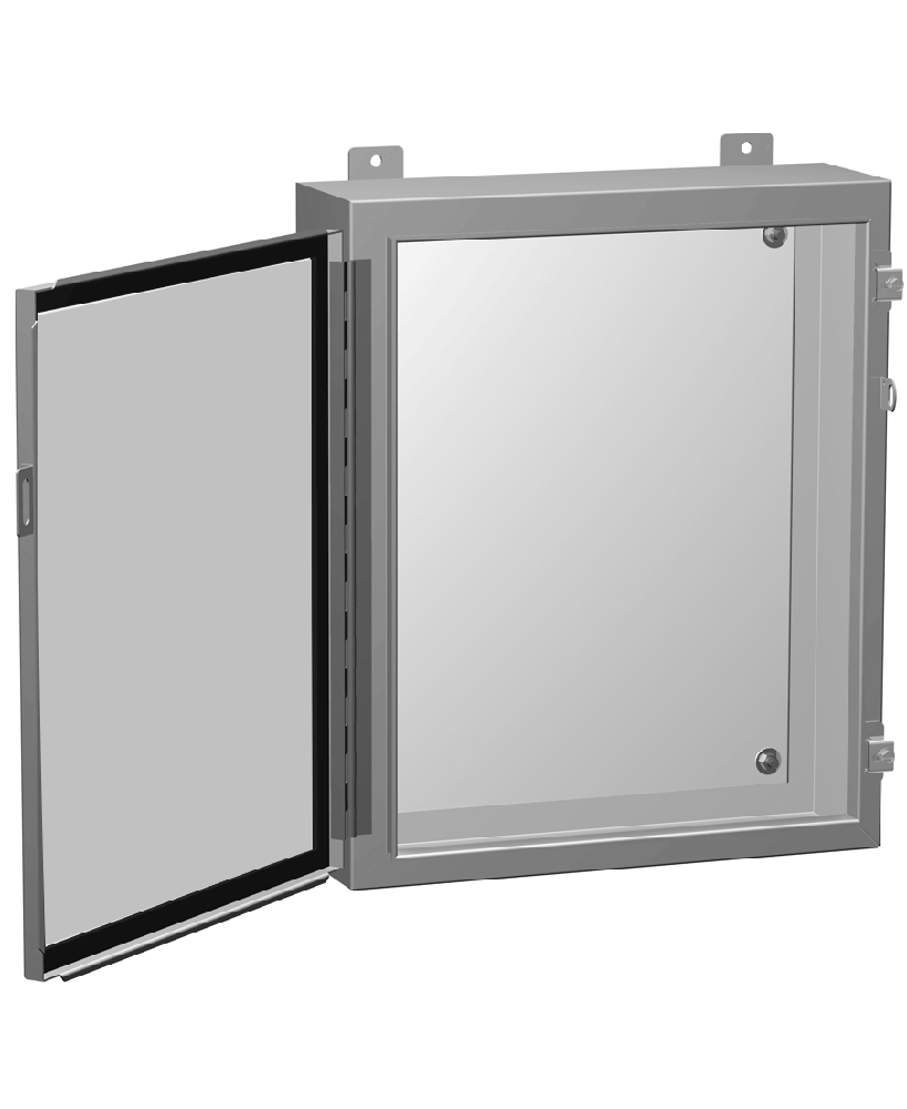 Type 12 Mild Steel Wallmount Enclosure 1418 Series