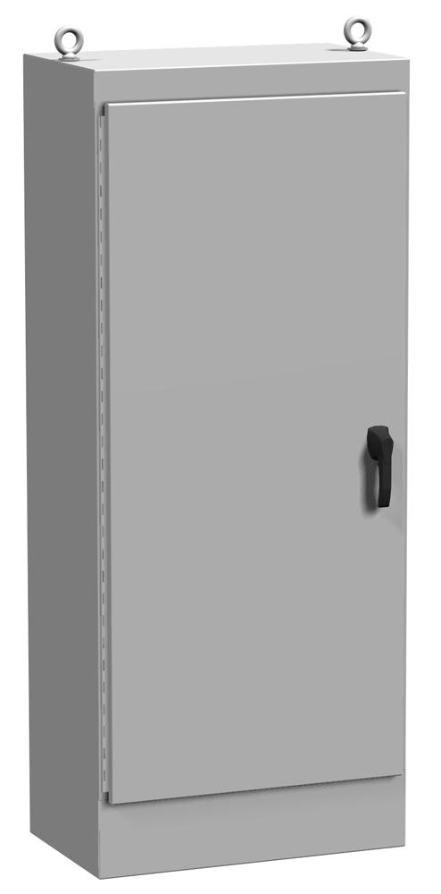 Type 4 Mild Steel Freestanding Enclosure 1418 N4 FS Series