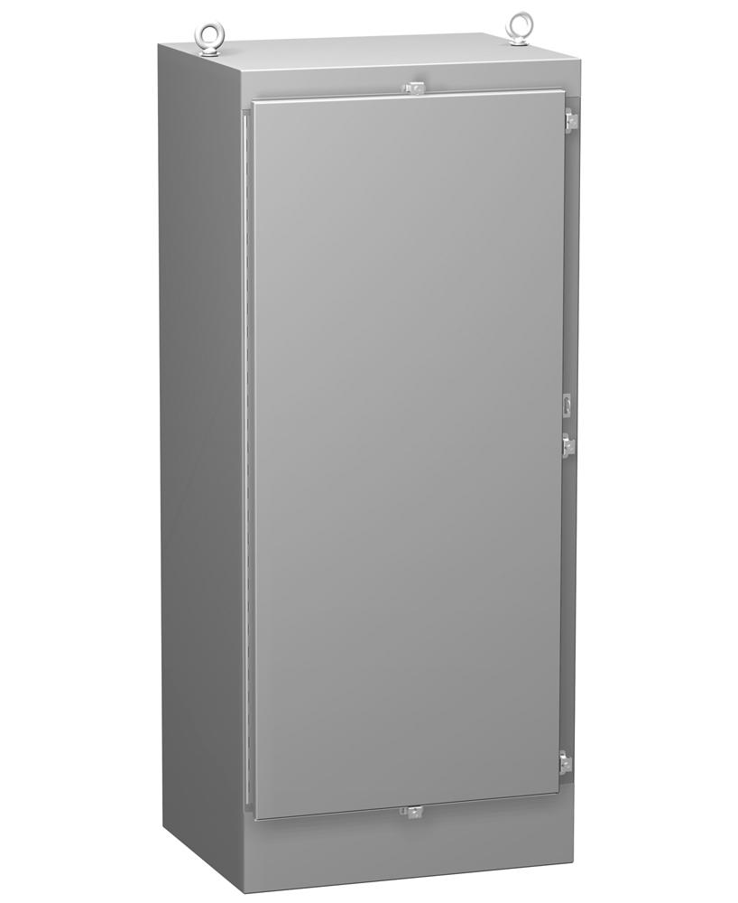 Type 4 Mild Steel Freestanding Enclosure HN4 FS Series