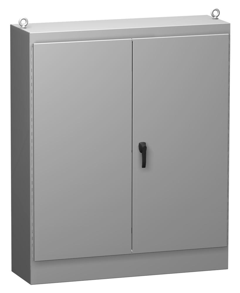 Type 12 Mild Steel Two Door Freestanding Enclosure 1418 FS Series