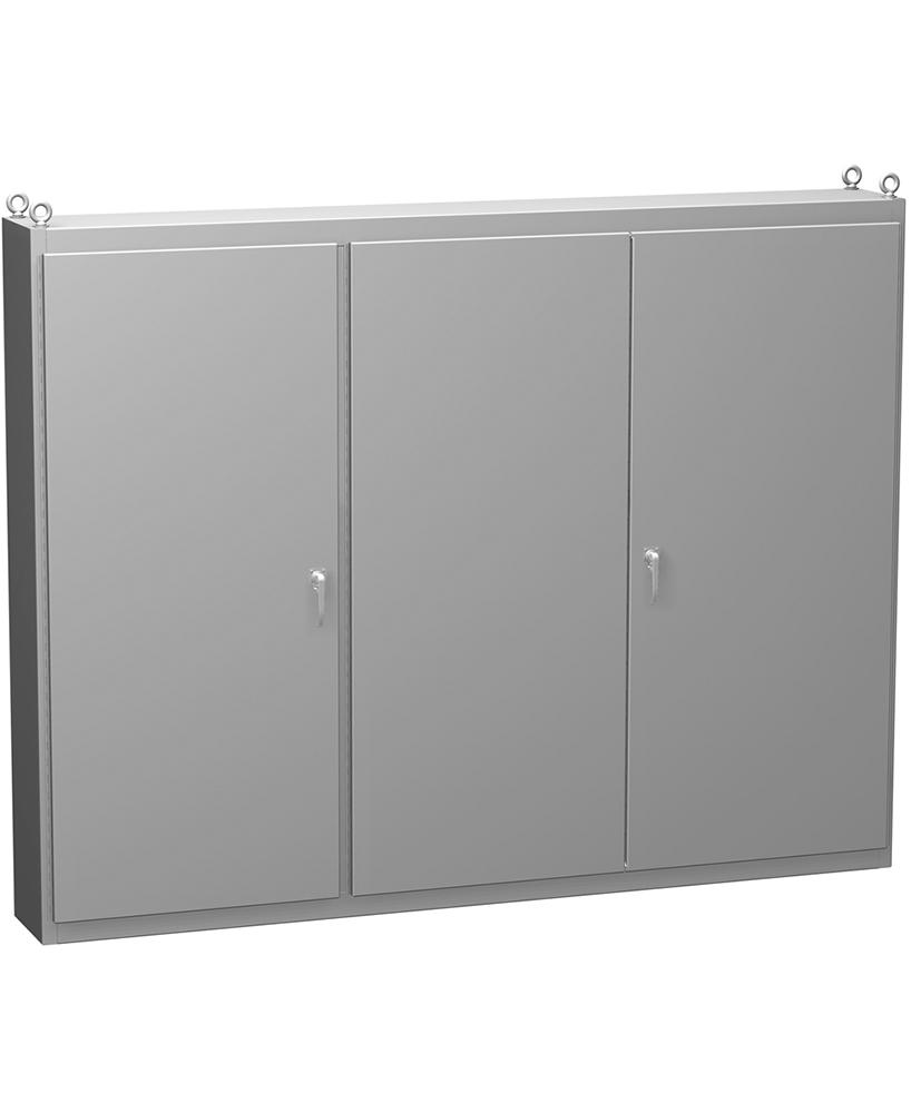 Type 12 Mild Steel Multi-Door Freestanding Enclosure 1422 MD Series