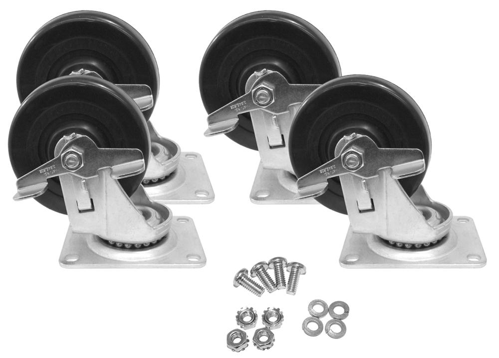 Casters 1425D Series