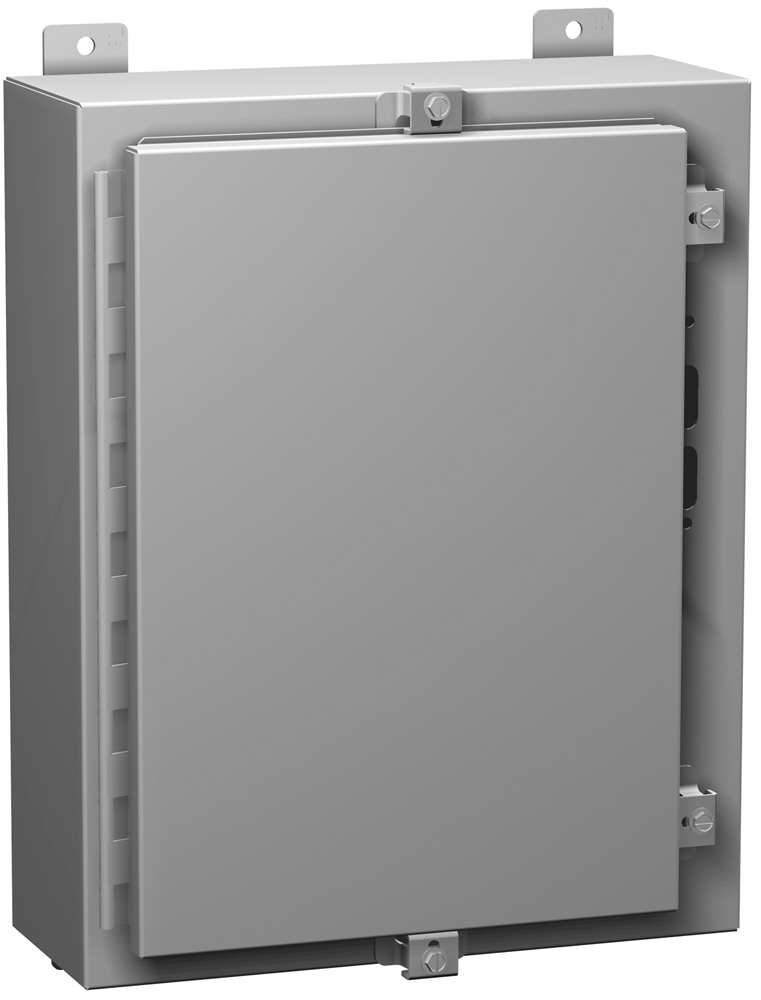 Type 4 Mild Steel Wallmount Disconnect Enclosure 1447S N4 Series