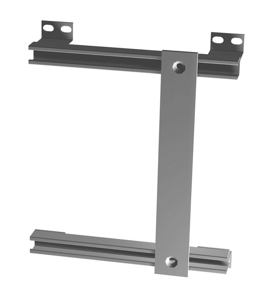 Terminal Straps and Brackets 1414/EJ/PJ Series Enclosures