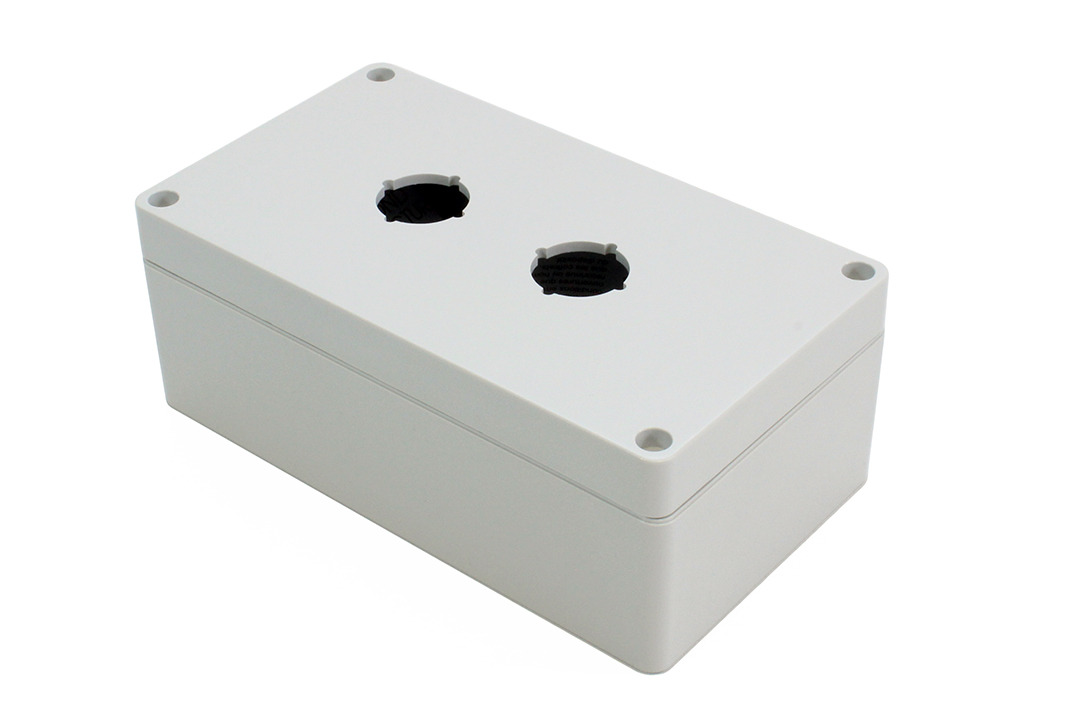 Type 4, 4X Polycarbonate Pushbutton Enclosure 1554 PB Series