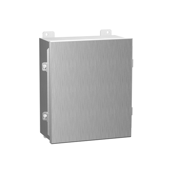 Type 4X Stainless Steel Junction Box 1414 N4 SS Series