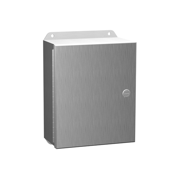 Type 4X Stainless Steel Wallmount Enclosure Eclipse Series