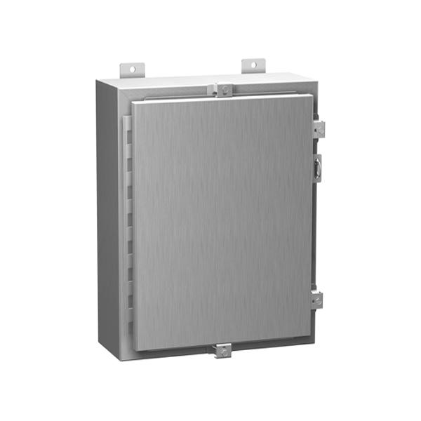 Type 4X Stainless Steel Wallmount Enclosure 1418 N4 SS Series