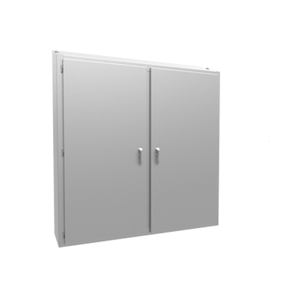 Type 4X Sloped Top Stainless Steel Freestanding 2STFS Series