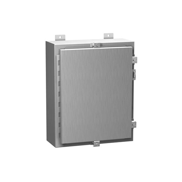 Type 4X Aluminum Wallmount Enclosure 1418 N4 AL Series