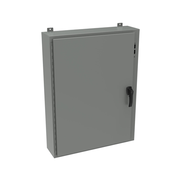 Type 4 Mild Steel Wallmount Disconnect Enclosure 1447S HK Series