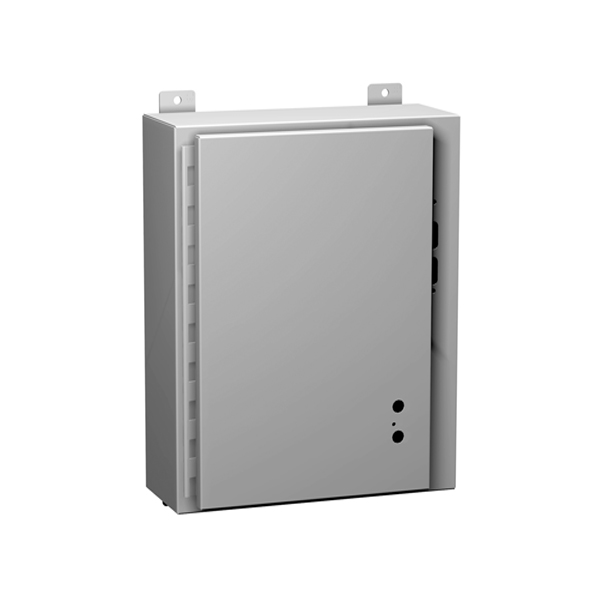 Type 12 Mild Steel Wallmount Disconnect Enclosure 1447S Series