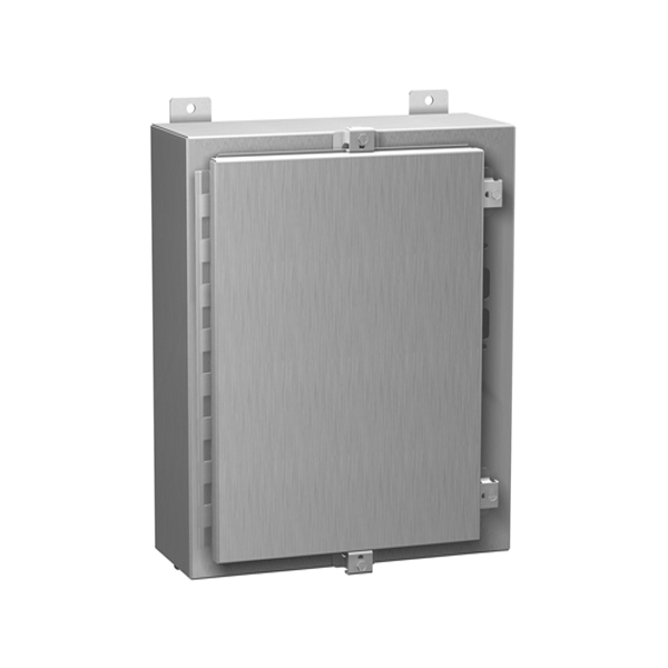 Type 4X Stainless Steel Wallmount Disconnect Enclosure 1447S N4 SS Series