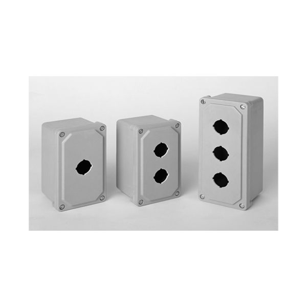 Type 4, 4X Polyester Pushbutton Enclosure PJPB Series