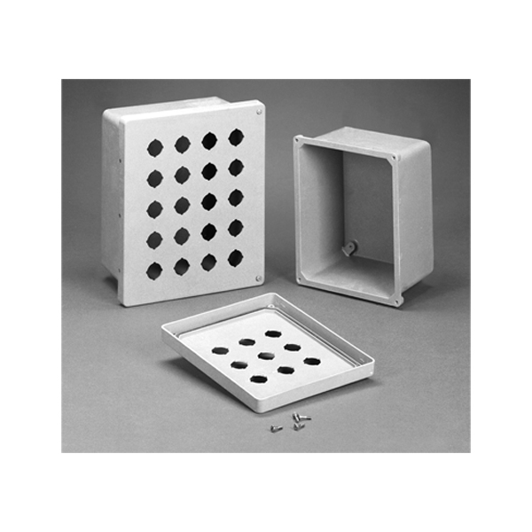Type 4, 4X Polyester Pushbutton Enclosure PJPBLC Series