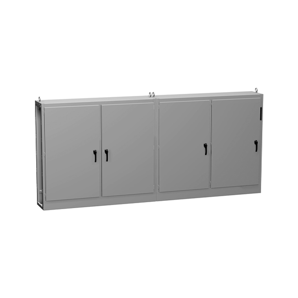 Type 12 Mild Steel Modular Freestanding Disconnect Enclosure UHD M Series