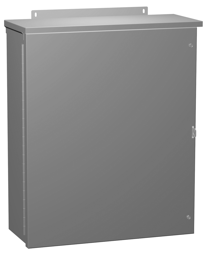 Type 3R Painted Galvanized Steel Wallmount Enclosure C3R HCRMD Series