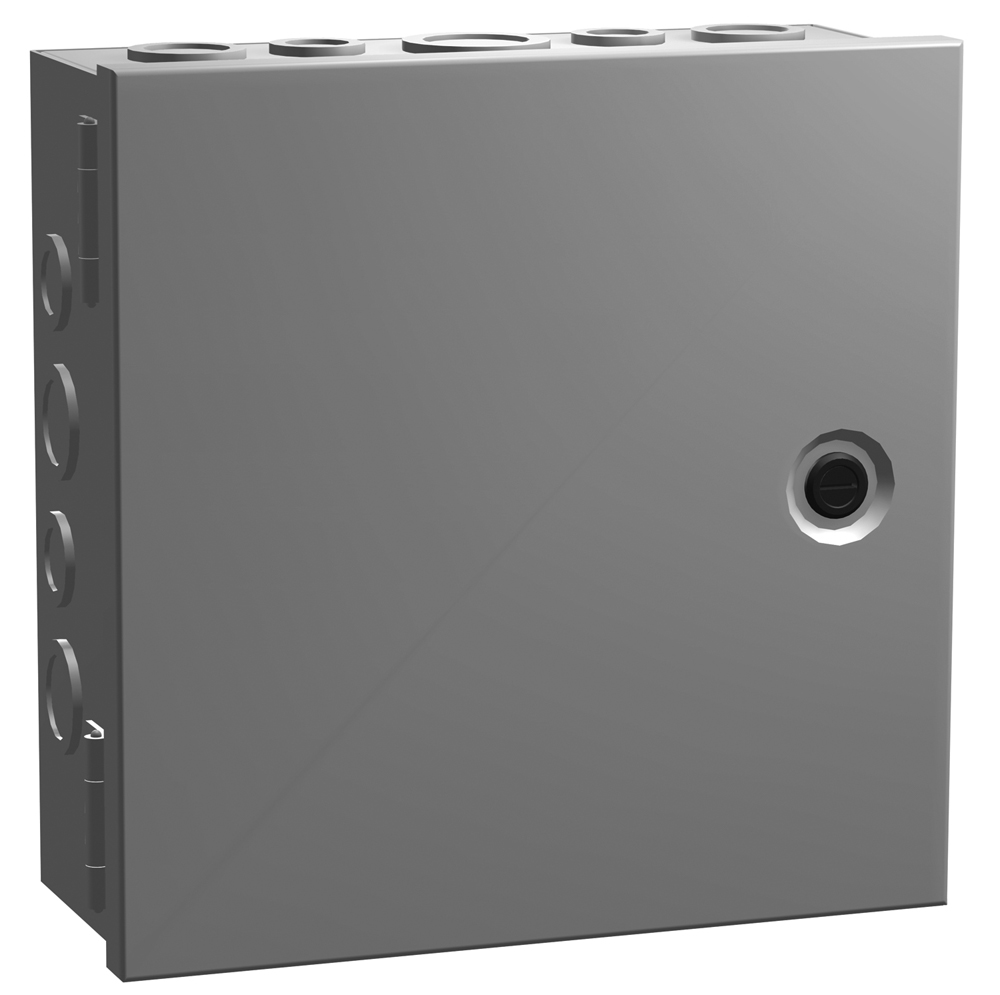 Type 1 Mild Steel Junction Box CHKO Series